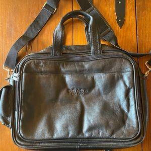COACH BRIEFCASE/ LAPTOP BAG